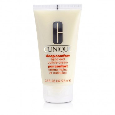 Clinique - Deep Comfort Hand And Cuticle Cream 75ml/2.5oz
