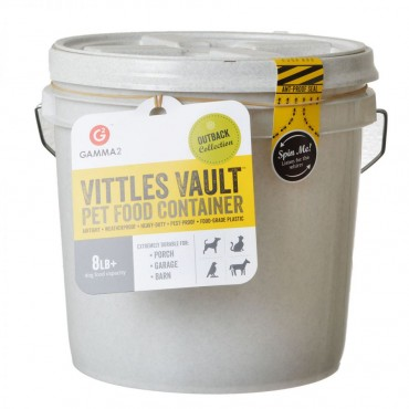 Vittles Vault Airtight Pet Food Container - 8-10 lbs