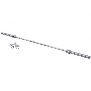 7 Ft. Chrome Olympic Bar Barbell Rod