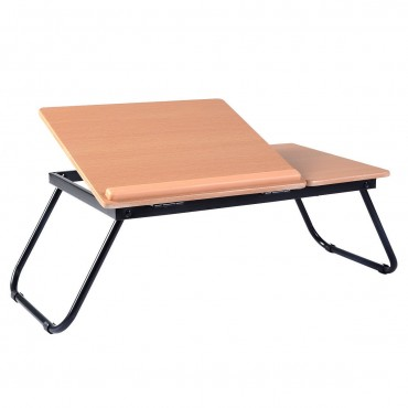 Portable Laptop Desk Computer Notebook Folding Table Stand