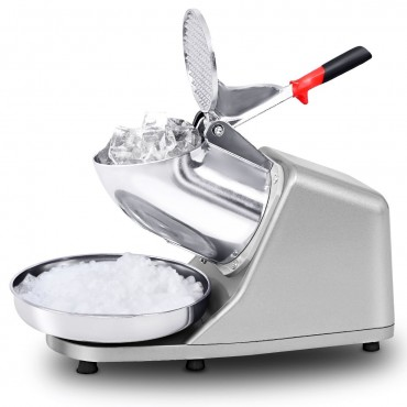 143 lbs Ice Crusher Shaver Machine