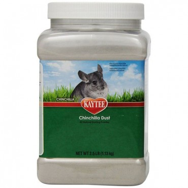 Kaytee Chinchilla Dust Bath - 2.5 lbs