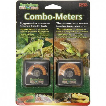 Reptology Combo Meters - 2 Pack