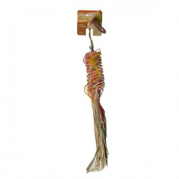Penn Plax Bird Life Pacifier Kabob Bird Toy - 20.5 in. Long - 2 Pieces