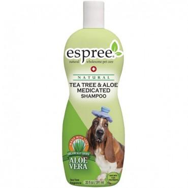 Espree Tea Tree and Aloe Medicated Shampoo - 20 oz