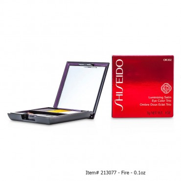 Shiseido - Luminizing Satin Eye Color Trio  Ye406 Tropicalia 3g 0.1oz