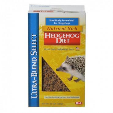 8 in 1 Ultra-Blend Nutrient Rich Hedgehog Diet - 22 oz - 2 Pieces