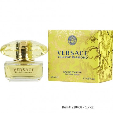Versace Yellow Diamond - Eau De Toilette Spray 1.7 oz