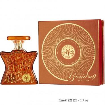 Bond No 9 New York Amber - Eau De Parfum Spray 1.7 oz