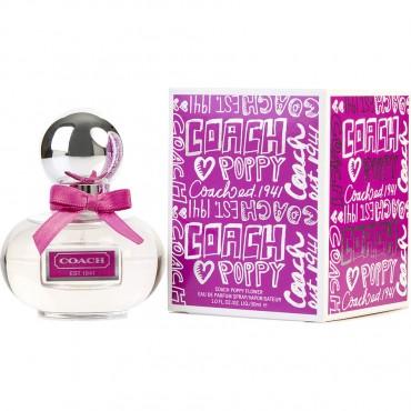 Coach Poppy Flower - Eau De Parfum Spray 1 oz