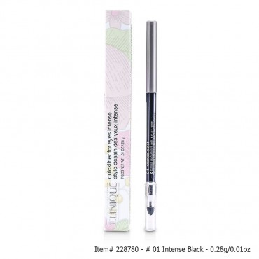Clinique - Quickliner For Eyes Intense  05 Intense Charcoal 0.28g 0.01oz