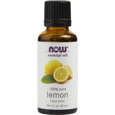 Essential Oils Now - Lemon Oil 1 oz