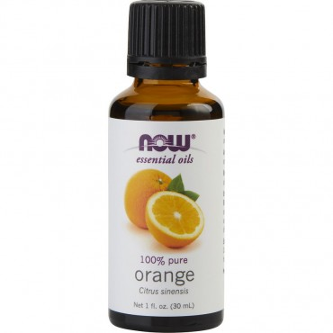 Essential Oils Now - Orange Oil 1 oz