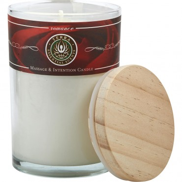 Romance Candle - Massage And Intention Soy Candle 12 oz Tumbler