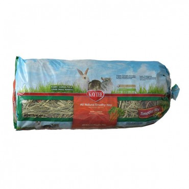 Kaytee Timothy Hay Plus Carrots - 24 oz