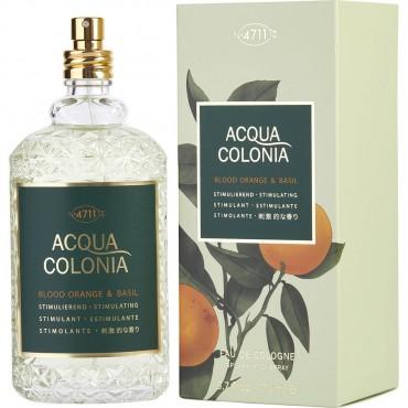 4711 Acqua Colonia - Blood Orange And Basil Eau De Cologne Spray 5.7 oz