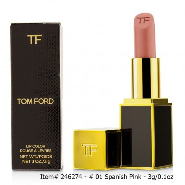 Tom Ford - Lip Color  01 Spanish Pink 3g 0.1oz
