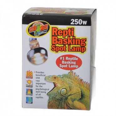 Zoo Med Repti Basking Spot Lamp Replacement Bulb - 250 Watts