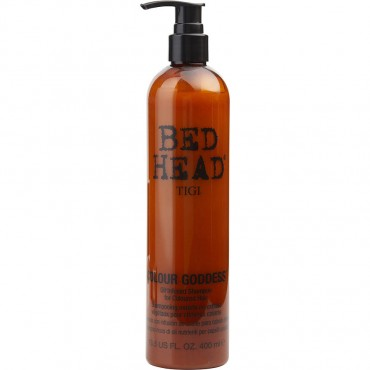 Bed Head - Colour Goddess Oil Infused Shampoo For Coloured Hair 13.5 oz