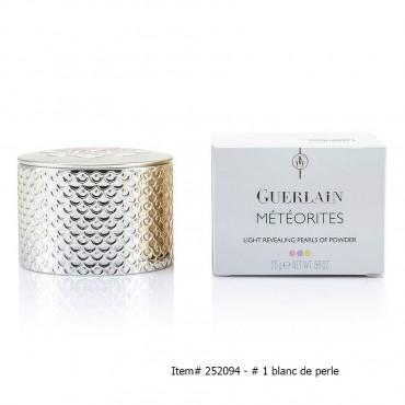 Guerlain - Meteorites Light Revealing Pearls Of Powder  1 Blanc De Perle 25g/0.88oz