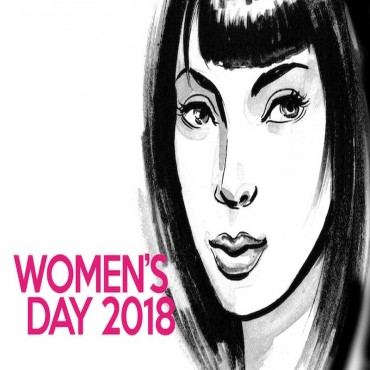Women's Day 2018 - Sketch 2 - Square