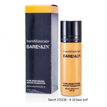 Bare Escentuals - Bareskin Pure Brightening Serum Foundation Spf 20  10 Bare Buff 30ml/1oz