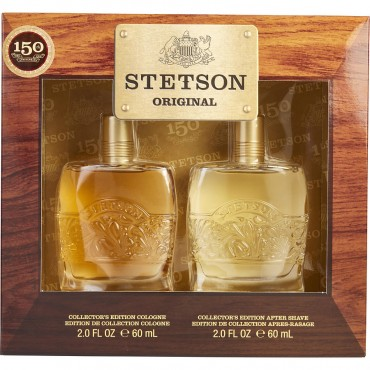 Stetson - Cologne 2 oz And Aftershave 2 oz Collector's Edition