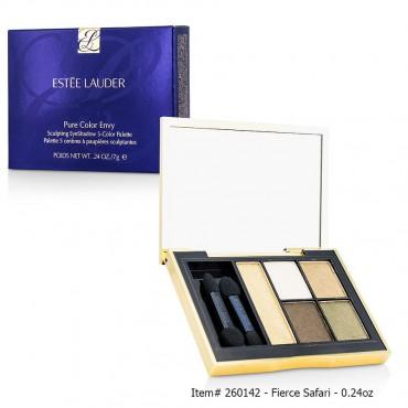 Estee Lauder -  Pure Color Envy Sculpting Eyeshadow 5 Color Palette 09 Fierce Safari 7g 0.24oz