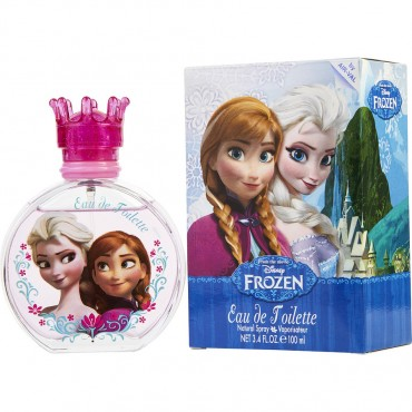 Frozen Disney - Eau De Toilette Spray 3.4 oz