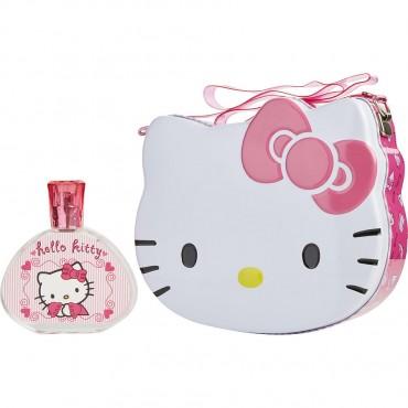 Hello Kitty - Eau De Toilette Spray 3.4 oz And Lunch Box