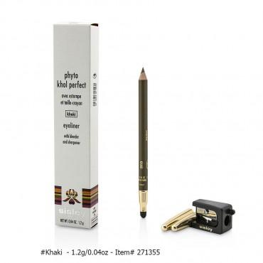 Sisley - Phyto Khol Perfect Eyeliner With Blender And Sharpener 1 Black 1.2g 0.04oz