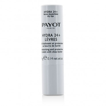 Payot - Hydra 24 Plus Moisturising And Protective Lip Balm With Shea Butter For Damaged Lips 4g/0.14oz