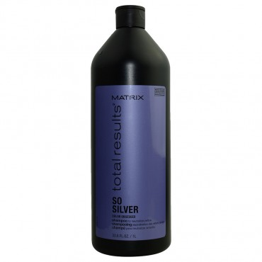 Total Results - So Silver Color Obsessed Shampoo 33.8 oz