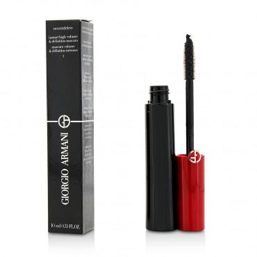 Giorgio Armani - Eccentrico Instant High Volume And  Definition Mascara  1 Obsidian Black 10ml/0.33oz
