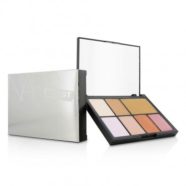 Nars - Narsissist Cheek Studio Palette 4x Blush 1x Bronzing Powder 2x Contour Blush 29.5g 1.01oz