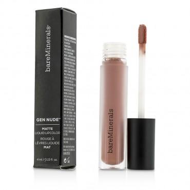 Bareminerals - Gen Nude Matte Liquid Lipcolor Infamous 4ml/0.13oz
