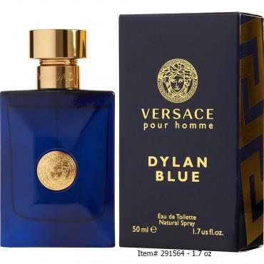Versace Dylan Blue - Eau De Toilette Spray 1.7 oz