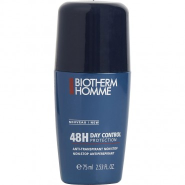 Biotherm - Biotherm Homme Day Control 48 Hours Deodorant Roll On Anti Transpirant 75ml/2.53oz