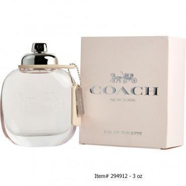 Coach - Eau De Toilette Spray 1.7 oz