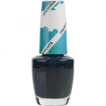 Opi - Opi Turquoise Aesthetic Nail Lacquer P26 0.5oz