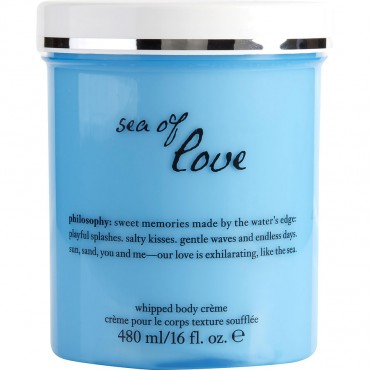 Philosophy - Sea Of Love Whipped Body Cream 480ml/16oz