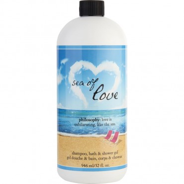 Philosophy - Sea Of Love Shampoo, Bath And Shower Gel 32oz