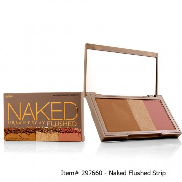 Urban Decay - Naked Flushed Naked 1x Blush 1x Bronzer 1x Highlighter 14g 0.49oz