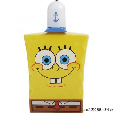 Spongebob Squarepants - 3d Eau De Toilette Spray 3.4 oz