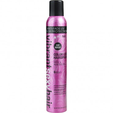Sexy Hair - Vibrant Sexy Hair Color Lock Hairspray 8.0 oz
