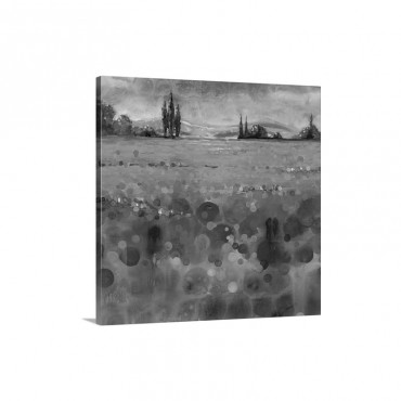 Spring Meadows I I Wall Art - Canvas - Gallery Wrap