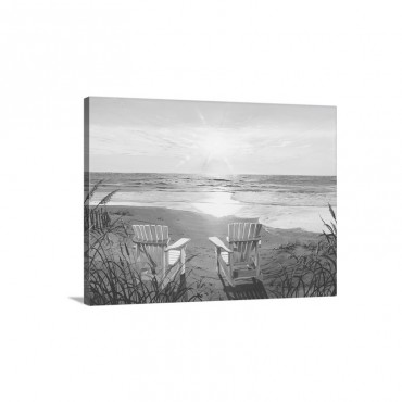 Days End Duo Wall Art - Canvas - Gallery Wrap