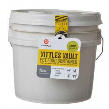 Vittles Vault Airtight Pet Food Container - 10-15 lbs
