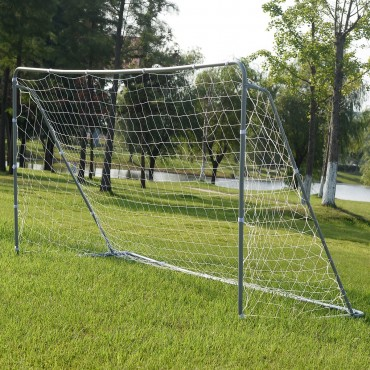 12 Ft. x 6 Ft. Training Soccer Goal With Net