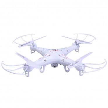 Syma X5C Explorers 2.4G 4CH 6 - Axis Gyro RC Quadcopter With HD Camera RTF
